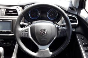 SX4_Steerin Wheel
