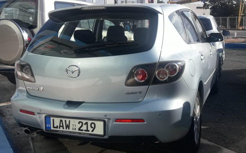 MazdaBack