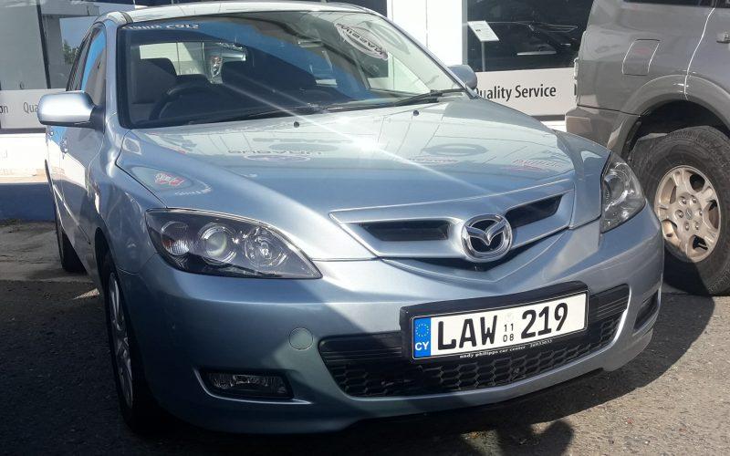 MazdaFront